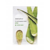 Innisfree It's Real Squeeze Mask - Aloe