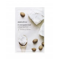 Innisfree It's Real Squeeze Mask - Shea Butter