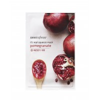 Innisfree It's Real Squeeze Mask - Pomegranate