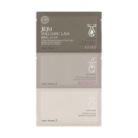 The Face Shop Jeju Volcanic Lava 3-Step Deep Cleansing Nose Strips