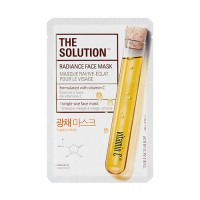 The Face Shop The Solution Radiance Face Mask