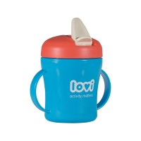 Lovi First Baby Cup Blue