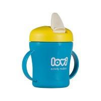 Lovi First Baby Cup Dark Blue