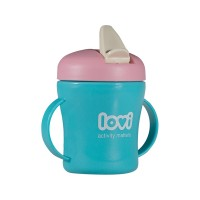 Lovi First Baby Cup Green