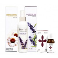 Aroma Treasures Dry Skin Mini combo (Set of 3)