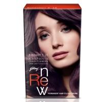 Godrej Renew Crème Hair Colour - Burgundy