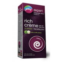 Godrej Expert Rich Creme Hair Colour Burgundy Multi Application Pack