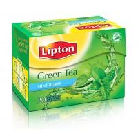 Lipton Green Tea Mint Burst