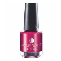 Lakme Absolute Gel Stylist Nail Polish - Pink Brust
