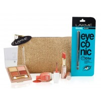 Lakme Party Ready Kit - Coral Craft