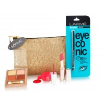Lakme Party Ready Kit - Ruby Result