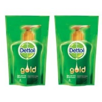 Dettol Gold Liquid Handwash Daily Clean (Pack of 2) with Rs. 15 Off