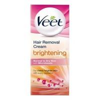 Veet Hair Removal Cream - Brightening (Normal To Dry Skin)