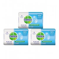 Dettol Cool Soap Pack of 3 (3*75g) (Rs. 9 off)