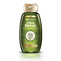 Garnier Ultra Blends Mythic Olive Shampoo