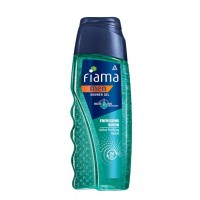 Fiama Di Wills Men Energizing Scrub Sport Shower Gel