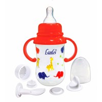 Little's Royal Mini Feeding Bottle (Color May Vary)