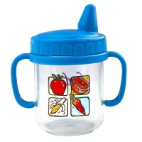 Little's Non-Spill Magic Cup (Blue)