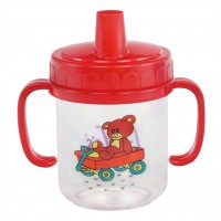Little's Non-Spill Magic Cup (Red)