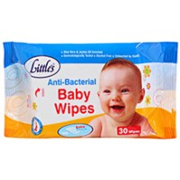 Little's Baby Wipes (30 Sheets)