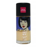 Street Wear Color Rich Perfect Foundation - Soft Beige