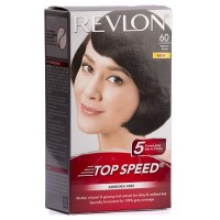 Revlon Top Speed Hair Color Woman - Natural Brown 60