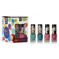 Street Wear Color Rich Color Play Collection Kit (Rs. 50 off)