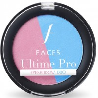 Faces Ultime Pro Eye Shadow Duo - Rose Quartz & Serenity