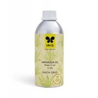 Iris Vaporizer Oil Ready to Use Can (1ltr) - Lemongrass