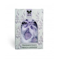 Iris Fragrance Pouch - French Lavender