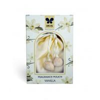 Iris Fragrance Pouch - Vanilla