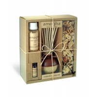 Iris Amogha Reed Diffuser with 8 Sticks - French Lavender