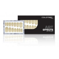 Colorbar Art Effects Nail Appliques - Double Crossed 006