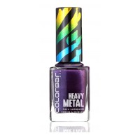 Colorbar Heavy Metal Nail Lacquer - Amethyst Dusk