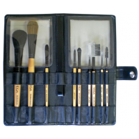 Vega Make-up Brushes EVS-09 (Set of 9)