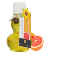 Soulflower Grapefruit Anti Cellulite Aroma Massage Oil