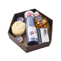 Soulflower Lavender Spa Set