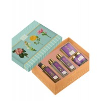 Forest Essentials Classic Bath Indulgence Ritual Gift Box