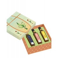 Forest Essentials Scented Body Mist Trio Gift Box