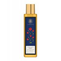 Forest Essentials Extra Rich Almond Body Massage Oil - Rose & Mandarin