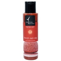 Natural Bath & Body Red Clay Face Wash