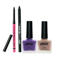 Nykaa Baby I Got You! Eyes And Nails Combo