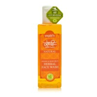 Vagad's Khadi Orange & Grapefruit Herbal Face Wash