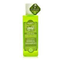 Vagad's Khadi Tulsi & Heena Herbal Shampoo
