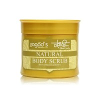 Vagad's Khadi Body scrub with Apricot & Honey