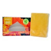 Vagad's  Khadi Calendula & Honey Handmade Soap