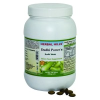 Herbal Hills Dudhi Power Tablets Value Pack