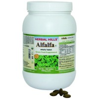 Herbal Hills Alfalfa Tablets Value Pack
