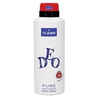 VI-John Pure Perfume Deodorant Body Spray