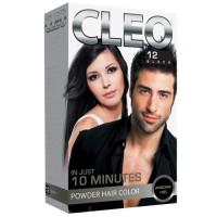 Cleo Powder Hair Color - Black 12